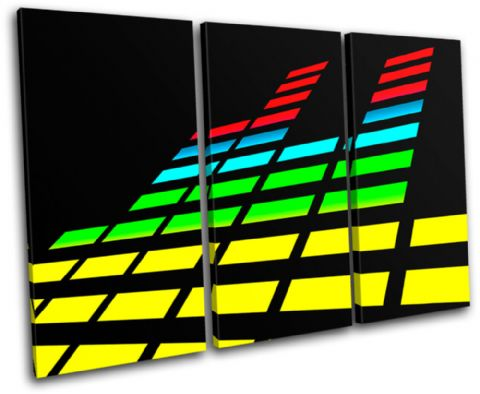 Graphic Equalizer DJ Club - 13-0908(00B)-TR32-LO